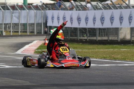 Nuovi protagonisti da sarno per il Campionato Italiano ACI karting