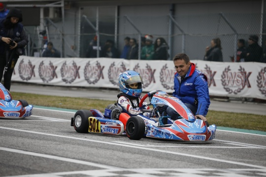 WSK Super Master Series - Qualifiche