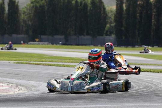 Campionato Regionale e Rotax Mojo Trophy al Circuito di Siena per il Trofeo d'Estate