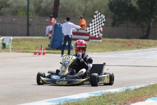 Dal 10 al 12 giugno a Ugento il Trofeo Nazionale ACI Karting