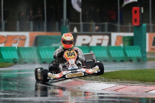 In Inghilterra sul circuito PFI l'ultima prova dei campionati europei KF e KFJ