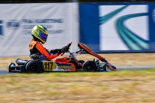 La gara Champions of The Future sarà il preview del FIA World Championship OK e OKJ