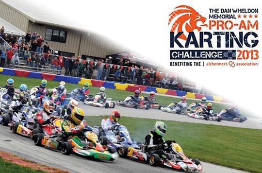 Gara kart con gli assi Indycar per ricordare Dan Wheldon
