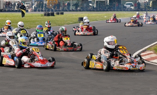 Cup Race Lazio, in 100 ad Artena