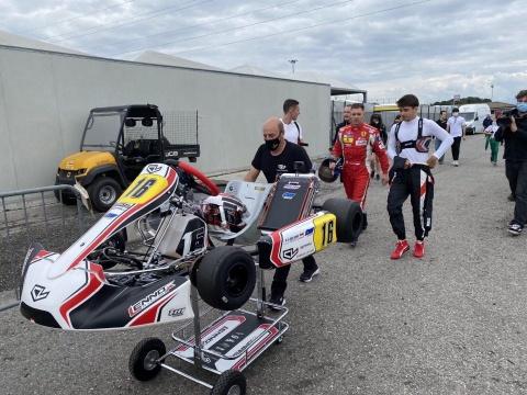 Il ritorno della Formula 1 passa per il karting!