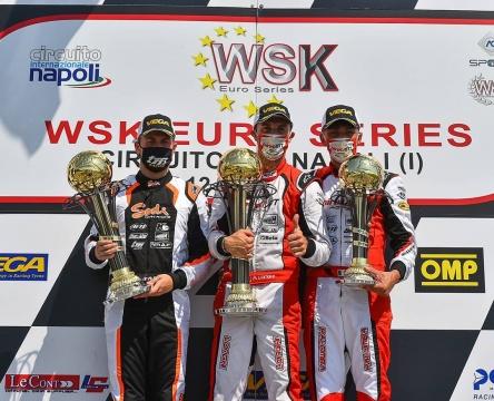 WSK Euro Series, Sarno – Finali