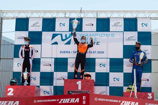 RGMMC Champions Of The Future – Matveev, Lindblad, Day e Ippolito trionfano in gara