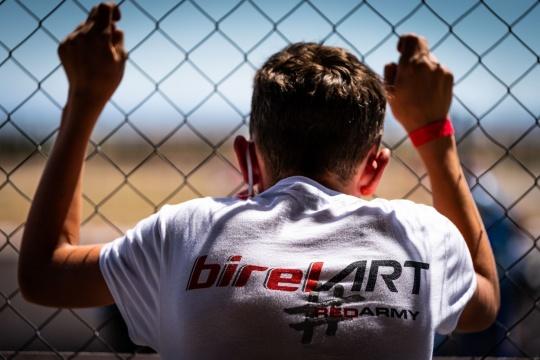 Champions of the Future: Birel ART tiene il passo nella OK e nella OK-Junior a Zuera