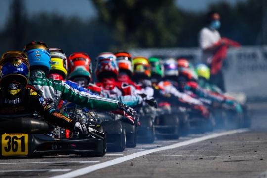 FIA Karting European Championship – Le pagelle del weekend (Adria)