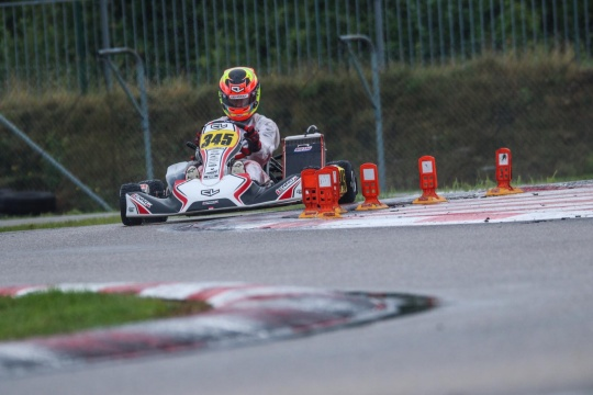 FIA Karting European Championship, Genk – Milell, Gustavsson e Braeken in pole position