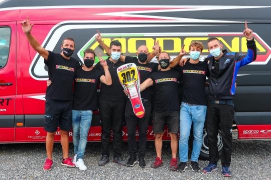 Modena Kart è Vice Campione d'Europa!
