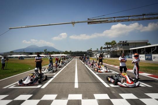 FIA Karting European Championship – Wackersdorf assegna il Titolo