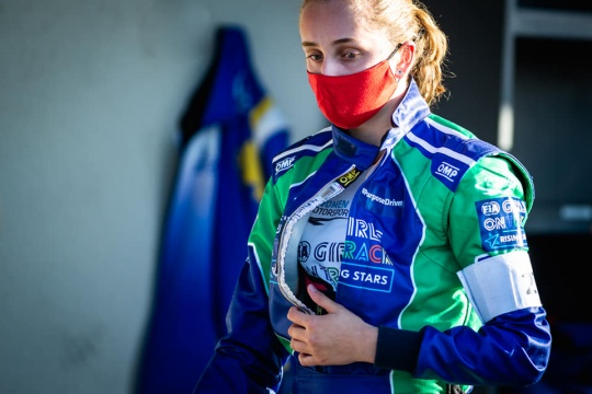 Via al FIA Girls On Track - Rising Stars 2020