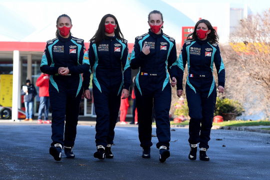 FIA Girls on Track - Cresce l'attesa per la vincitrice del contratto marchiato FDA!