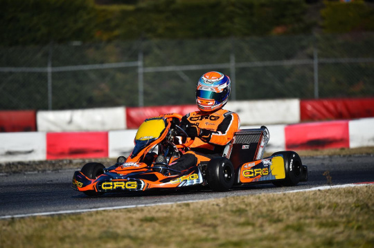 Riparte la stagione KZ2 per NGM Motorsport