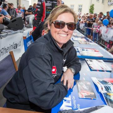 Il motorsport ricorda Sabine Schmitz