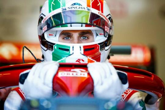 Giovinazzi torna alla vittoria sui kart (virtuali) con Sparco
