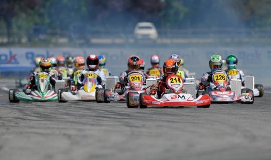 Campionato Italiano Aci Rok - Si parte al 7 Laghi