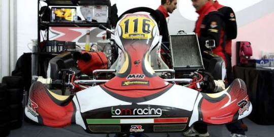 Tom Racing debutta con i motori Modena Engines aggiornati