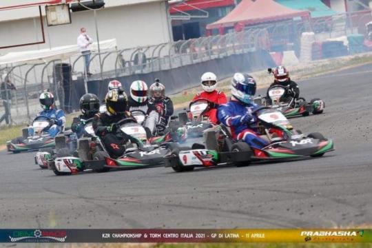 KRZ Championship: pronto per la seconda tappa