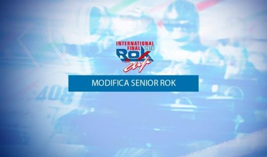 Rok Cup International Final - La classifica definitiva della Rok Senior 2018