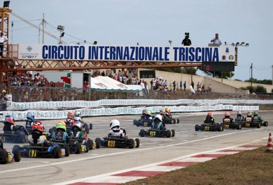 Il Campionato Italiano ACI Karting posticipa Triscina al 31 maggio