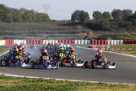 Premiazione dei Campioni del Volante Aci al Monza Eni Circuit