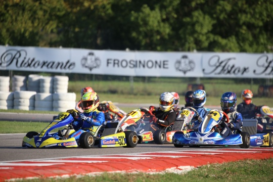 Coppa Italia ACI Karting 2019  - I nuovi campioni