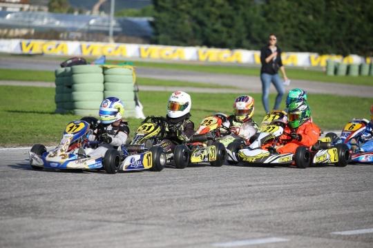 Aggiornate le classifiche dei Campionati Regionali ACI Karting
