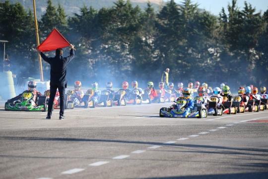 Sul Circuito del Sele a Battipaglia la Coppa Italia ACI Karting 2020