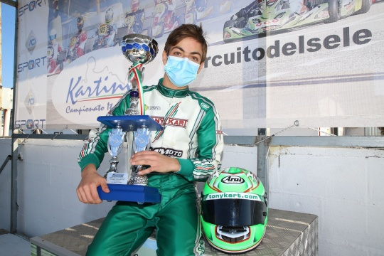 Gamoto Kart vince la Coppa Italia in X30 Junior