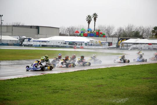 Il Trofeo Nazionale ACI Karting chiude la stagione tricolore