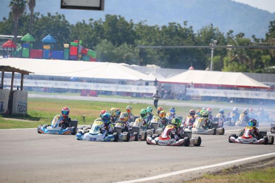 Campionato Italiano ACI Karting - Regolamento Attivita pre agonistica Karting