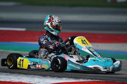 NGM Motorsport all'attacco dell'Euro Series WSK con Bizzotto