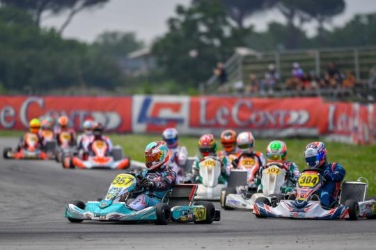 NGM Motorsport fa tre su tre nella Finale KZ2