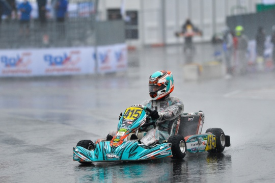 Natalia Balbo e NGM Motorsport nella top ten della Rok Superfinal 2020!