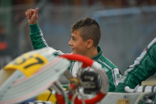 Vamos Flavio! Olivieri in gara alla Copa de Campeones