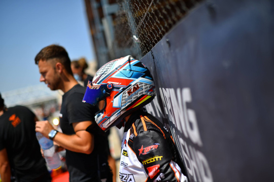FIA Karting Euro, Zuera – Sorensen e Antonelli conquistano la pole position