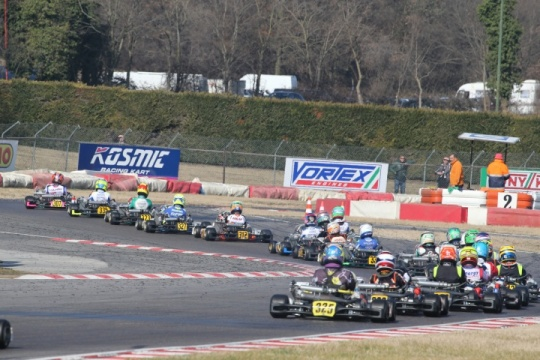 23ma Winter Cup – OKJ  preview