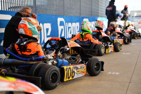 NGM Motorsport chiude la IAME Series Italy sul circuito di Adria