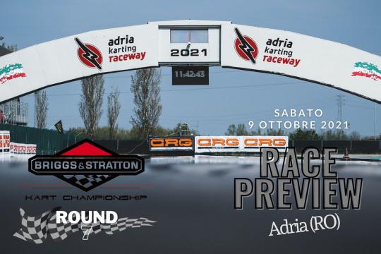Adria - Round 7, Preview