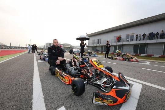 I piloti CRG pronti per la WSK Super Master Series ad Adria