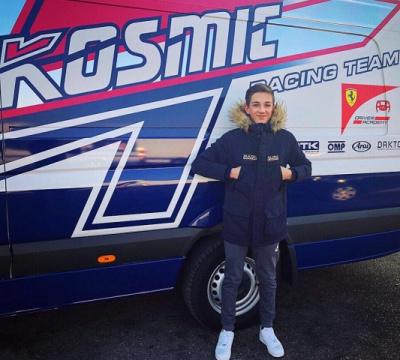 Hadrien David nuovo volto Kosmic per il 2018