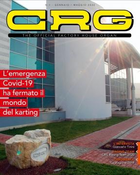 Online il nuovo CRG Magazine