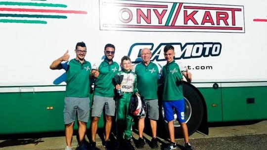 Gamoto Kart sul podio al Trofeo D'Estate
