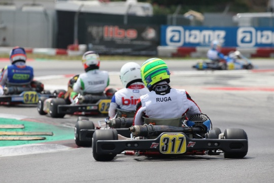 Easykart International Grand Finals - Qualifiche