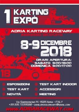 1° Karting Expo - Imperdibile!