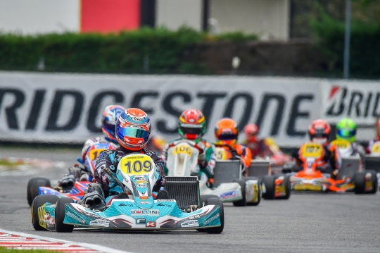 NGM Motorsport al quarto posto dell'International Super Cup KZ2 2019