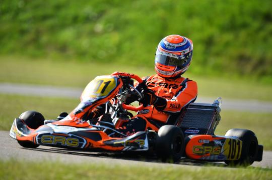 NGM Motorsport conclude la stagione FIA Karting con il fine settimana di Kristianstad