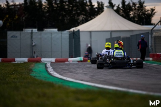 WSK Champions Cup 2019 – Report Sabato